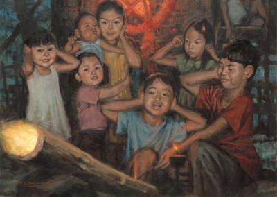 Kanyong Kawayan