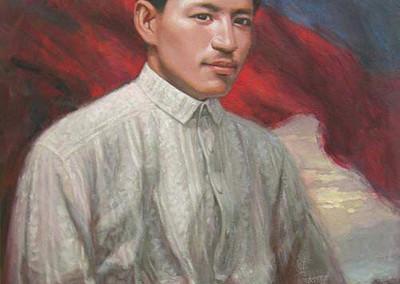 Rizal in Barong